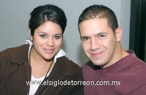 21112008 Verónica Díaz y Jorge Zarzar