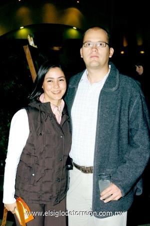 23112008 Gabriela de Del Río y Antonio del Río.