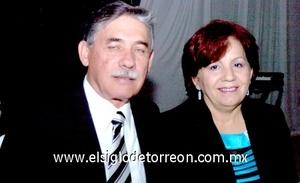 23112008 Carlos Villarreal Máynez y Evangelina de Villarreal.