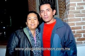 23112008 Cecilia García y José Moreno.