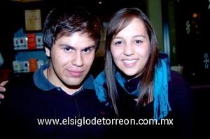 23112008 Alejandro Vera y Marisol Fernández Rosell
