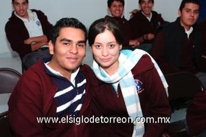 24112008 Alain Flores y Perla Alba.