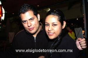 25112008 Gerardo Carmona y Jocelyn Camacho.