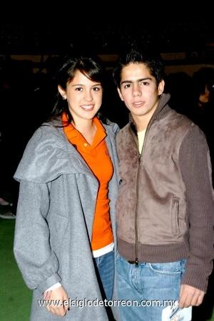 26112008 Ana Paula Bravo y Alejandro Bello
