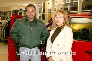 26112008 Antonio Herrera y Luz Patricia Mejía