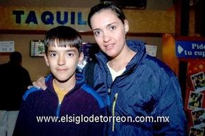 26112008 Jesús A. Martínez y Jacquelin de Martínez