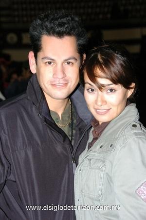 26112008 Jorge Sordo y Yuli Salazar