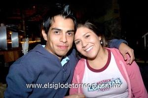 26112008 Juan Carlos Cardona y Yésica Yassin