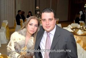 26112008 Patricia de Villanueva y Rolando Villanueva