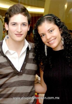 27112008 Carlos Echávarri y Aldonza Porrúa