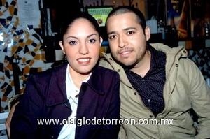 27112008 Claudia Castro y David Lares