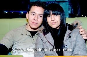 27112008 Luis Raúl Martínez y María Elena Castillo