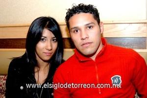 27112008 Karen Villalobos y Gilberto Rodríguez.