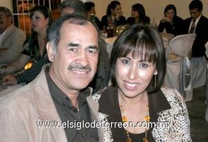 28112008 Francisco y Griselda Huazano asistieron a reciente evento
