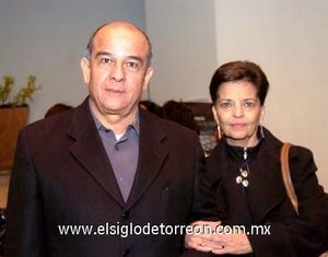 28112008 Ricardo y Cecilia Cisneros