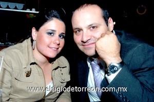 29112008 Ángela Diez y Édgar Safa