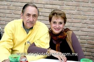 30112008 Agustín de la Peña y Silvia Weber.