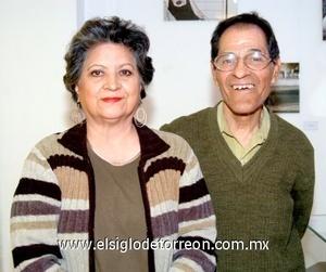30112008 Margarita y Miguel Ángel de la O.