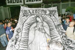 Santa María de Guadalupe fue declarada Emperatriz de América por el Papa Pío X en 1910.