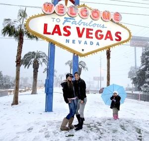 La tormenta del miércoles y madrugada del jueves también arrojó nieve o lluvia y complicó viajar en otras partes de Nevada, en gran parte del Sur de California y partes del Norte de Arizona.