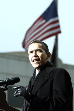 Cuando Barack Obama sea investido presidente, cientos de millones de personas seguirán la ceremonia en todo el mundo, y algunas empresas están decididas a no desaprovechar semejante escaparate para sus marcas.