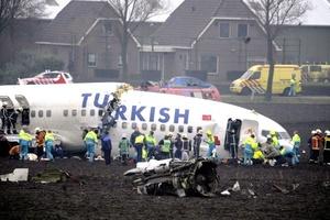 La aerolínea dijo en un principio que no hubo víctimas. Pero un alcalde local dio las cifras luego en conferencia de prensa.