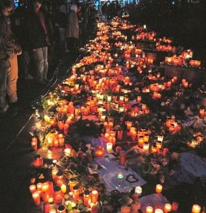 El alerta en clave fue creado por los educadores alemanes luego de un mortal tiroteo ocurrido en Erfurt en el 2002.