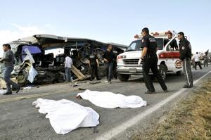 Una de las personas fallecidas era una profesora de secundaria de Brownsville, Texas.