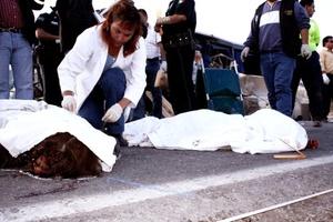 Algunos de los heridos fueron internados en el área de terapia intensiva del Hospital Muguerza, Clínica La Concepción y Clínica del Magisterio.