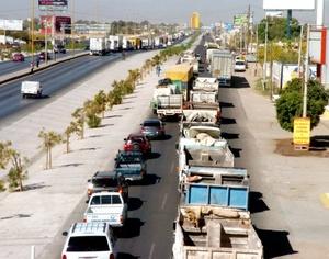 El sector pidió aplicar al precio del diesel que se utiliza en el transporte público, tanto de pasajeros como de carga, el subsidio previsto en la Ley de Ingresos de la Federación para 2009.