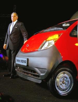 Este vehículo ofrecerá una nueva forma de transporte para el pueblo de India.