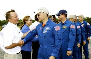 La misión completó 202 órbitas alrededor de la Tierra, por un total de más de 8 millones de kilómetros (5 millones de millas).