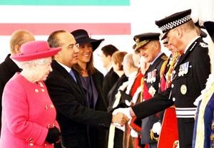 Calderón, es el primer presidente mexicano que realiza una visita de Estado a este país desde 1985, cuando Miguel de la Madrid protagonizó la última.
