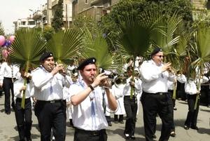 Los cristianos ortodoxos, quienes utilizan un calendario diferente, celebrarán el Domingo de Ramos dentro de una semana, el 12 de abril.