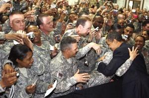 La visita del presidente estadounidense es la primera desde su llegada a la Casa Blanca, y su tercera en dos años.