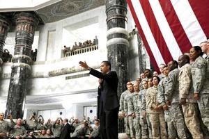 Obama había anunciado en febrero el fin de las operaciones de combate y la salida de la mayoría de los actuales 144 mil soldados allí desplegados para agosto del año próximo.