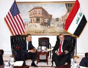 El presidente estadounidense aludió a los últimos atentados registrados en el país, que han dejado más de cuarenta muertos en Bagdad en dos días.