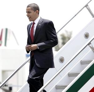 Barack Obama, afirmó que es absolutamente esencial que su país se sume como socio pleno a los esfuerzos mexicanos contra el narcotráfico.