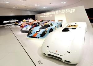 El éxito de Porsche en competición ha sido inmenso, sumando más de 25 mil victorias en todo tipo de categorías.