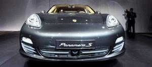 El Porsche Panamera 2010 será el cuarto modelo de la línea de la firma de Stuttgart, al sumarse al Boxster y Cayman, la Serie 911 y la SUV Cayenne.