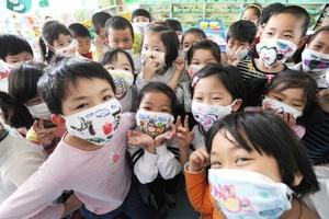 Decoran su tabaocas en China.