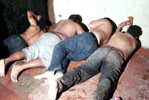 El vocero de la PGR, Ricardo Nájera Herrera, informó que fueron puestos a disposición del MP los presuntos sicarios investigados por acopio de armas, delincuencia organizada, homicidio, disparo de arma de fuego, entre otros actos ilícitos.