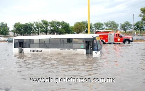 registros pérdidas humanas lluvias últimas