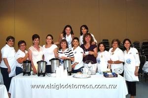 22062009 Lucía, Alma, Rocío, Any, Mónica, Graciela, Dora y Nora.  EL SIGLO DE TORREÓN / JESÚS HERNÁNDEZ