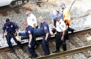 El número de heridos se debe en parte a que durante las llamadas 'horas picos', los vagones viajan usualmente a máxima capacidad.