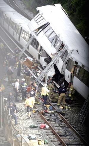 El número de heridos es de al menos 70, confirmó, por su parte, el jefe del Departamento de Bomberos de Washington, Dennis Rubin.