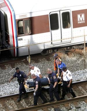 Este accidente es el más grave ocurrido en la historia del servicio ferroviario de Washington.