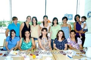 21062009 Angélica Millán celebró su cumpleaños con sus amigas Ale, Claudia, Nadua, Diana, Mayra, Elsien, Alma, Jacqui, Bere, Julieta y Ana.