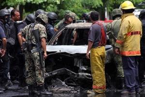En Veracruz opera el cártel de El Golfo, aunque las autoridades locales han asegurado que la violencia desatada en los últimos meses se debe a una disputa por la zona con el cartel de 'La Familia Michoacana'.