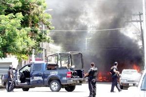 Los hechos se registraron en el centro histórico del puerto turístico de Veracruz y el tiroteo duró varios minutos.